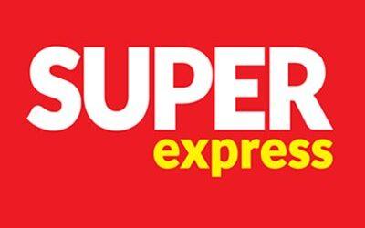 SUPER EXPRESS o nas