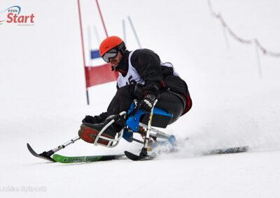 Sport zimowy osób niepełnosprawnych
