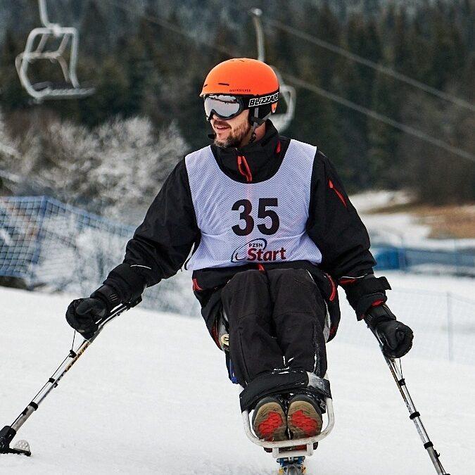Sporty zimowe dla OzN