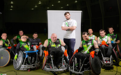 Fundacja Avalon zmienia formułę wsparcia rugby na wózkach