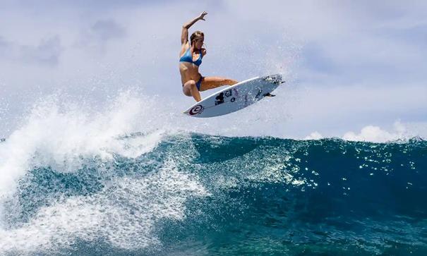 Historia mistrzyni surfingu Bethany Hamilton