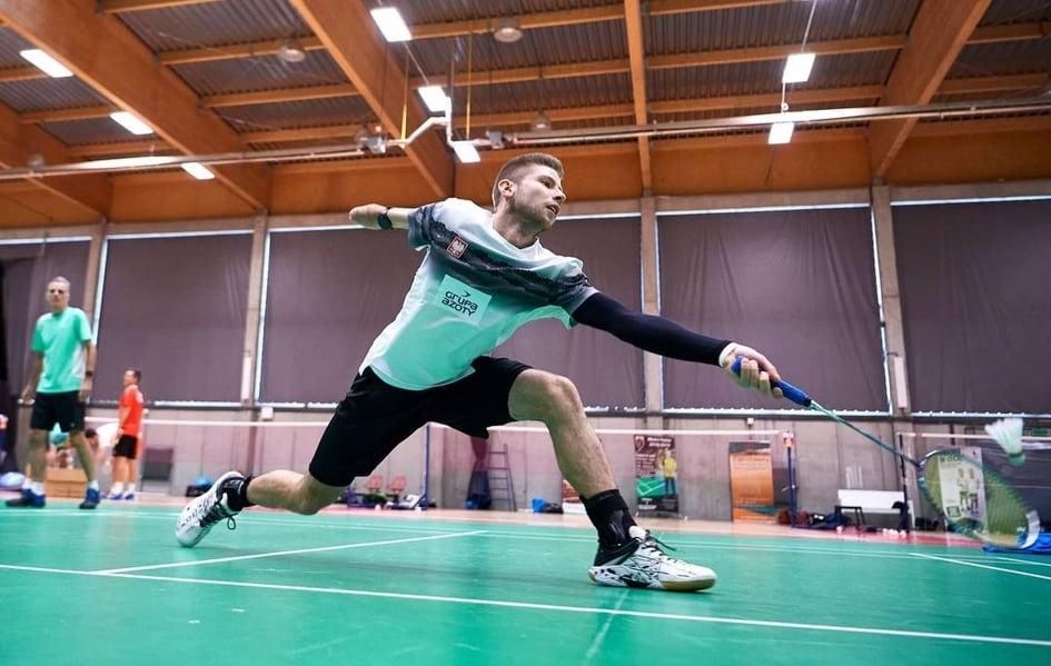 Bartłomiej Mróz – złoty chłopak światowego badmintona
